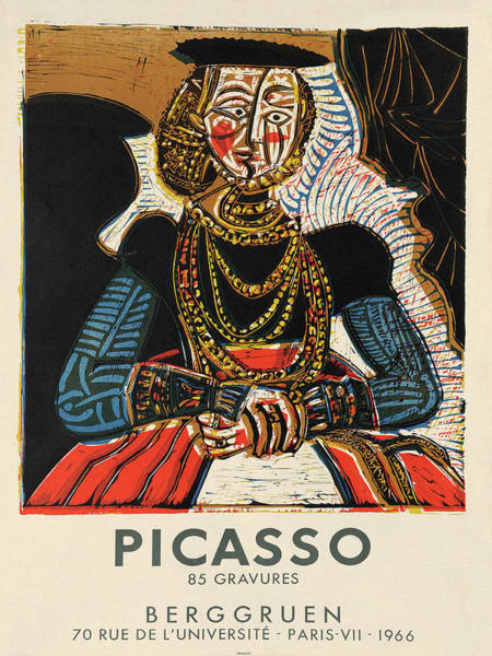 Photograph - Picasso 15 by Andrew Fare