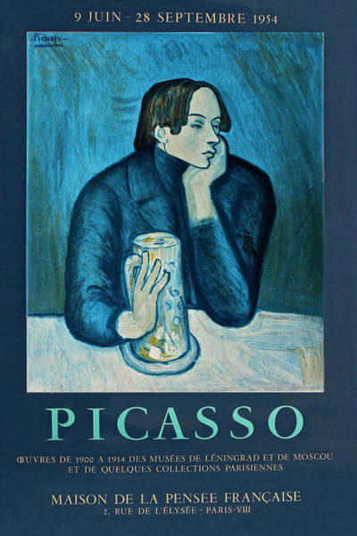 Photograph - Picasso 16 by Andrew Fare