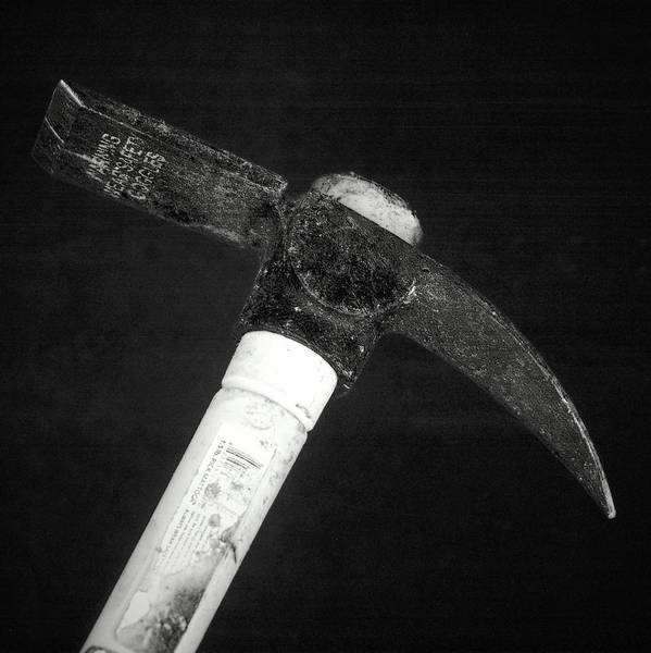 Photograph - Pickaxe by Rudy Umans