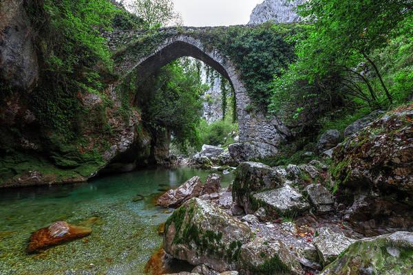 Rio Photograph - Picos De Europa - Spain by Joana Kruse