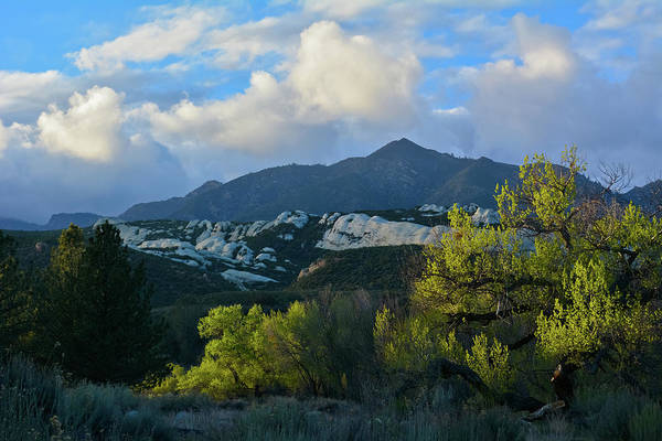Photograph - Piedra Blanca Sunset by Kyle Hanson