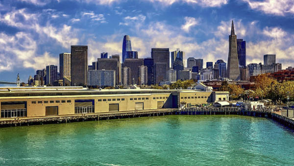 Wall Art - Photograph - Pier 27 by Maria Coulson