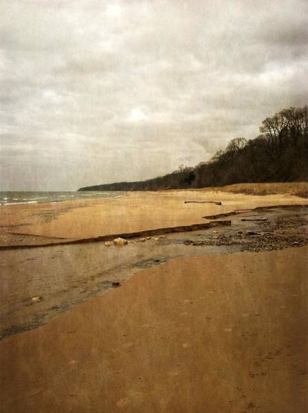 Photograph - Pier Cove Beach 4.0 by Michelle Calkins
