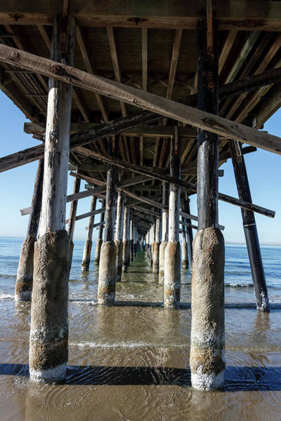 Photograph - Pier by Eric Christopher Jackson