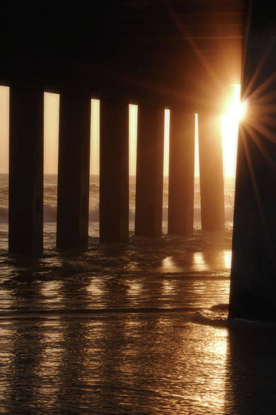 Photograph - Pier Light by Davin McLaird