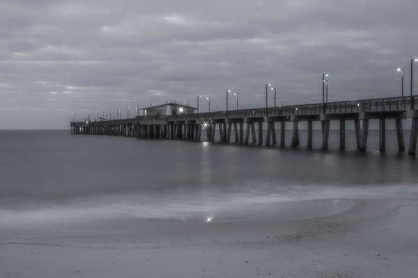 Photograph - Pier Subtle by Davin McLaird