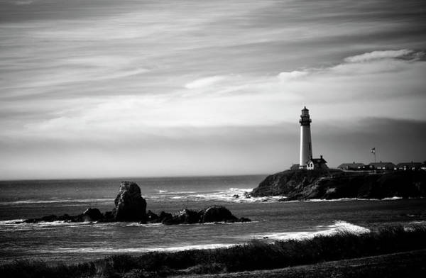 Photograph - Pigeon Point  by Lora Lee Chapman