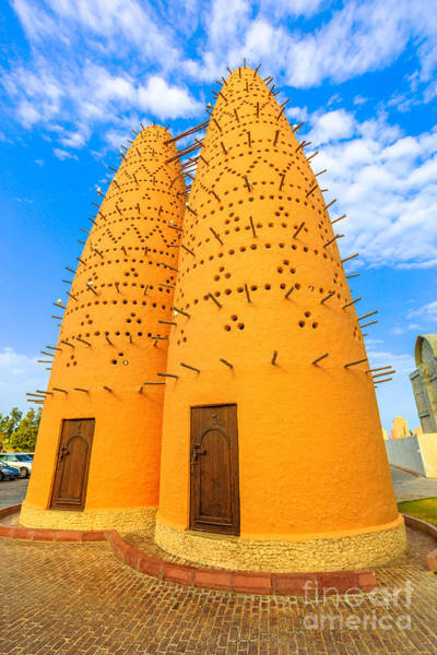 Photograph - Pigeon Towers Katara Village by Benny Marty