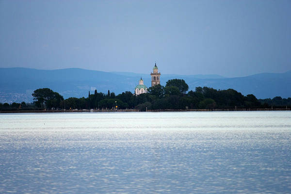 Friuli Photograph - Pilgrimage Church Of Santa Maria Di by Franz Marc Frei / Look-foto
