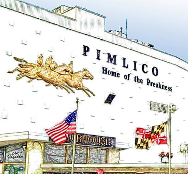 Pimlico Art Print