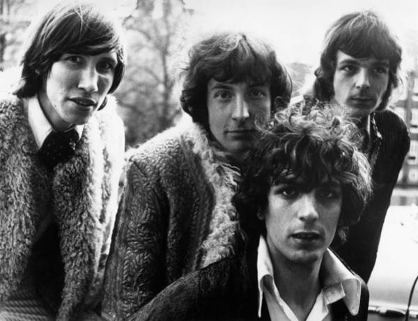 Barrett Photograph - Pink Floyd by Keystone Features