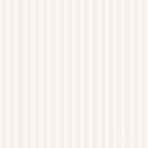 Photograph - Pink Linen Stripe by Sharon Mau