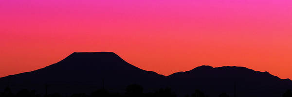 Photograph - Pink Mesa Sunset by SR Green