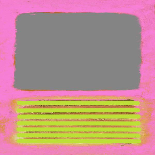 Wall Art - Painting - Pink Metamorphosis by Patricia Pinto
