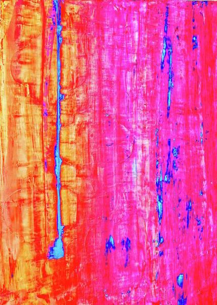 Avondet Wall Art - Digital Art - Pink by Natalie Avondet