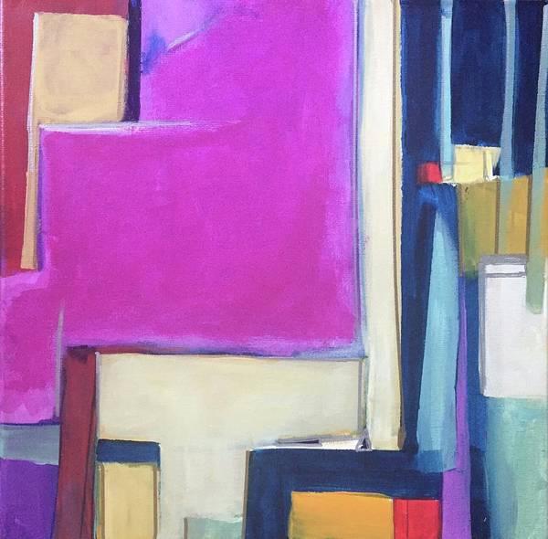 Painting - Pink Power by Cherylene Henderson