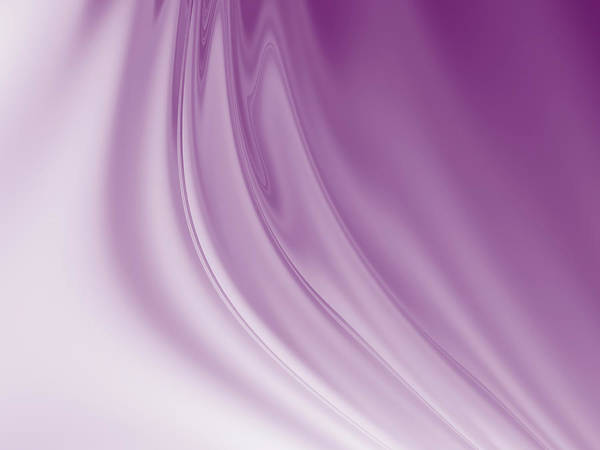 Wall Art - Digital Art - Pink Purple Fabric by Rich Leighton