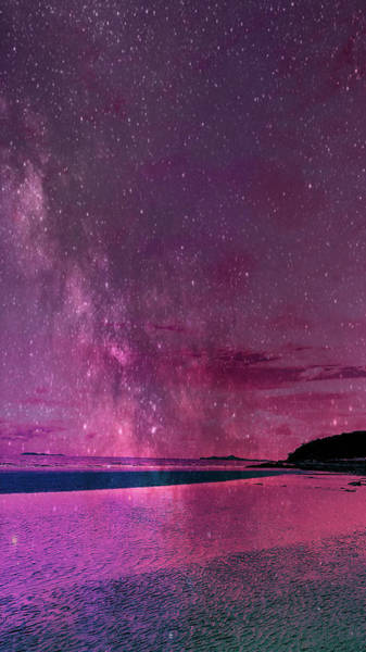 Wall Art - Photograph - Pink Shine by Oleg Ver