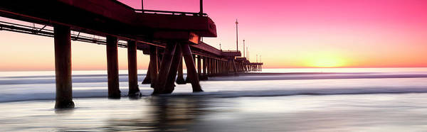Wall Art - Photograph - Pink Venice by Sean Davey