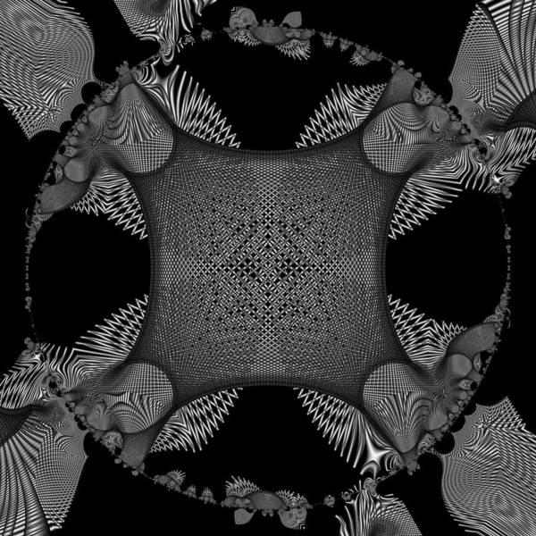 Digital Art - Pinkillful by Andrew Kotlinski