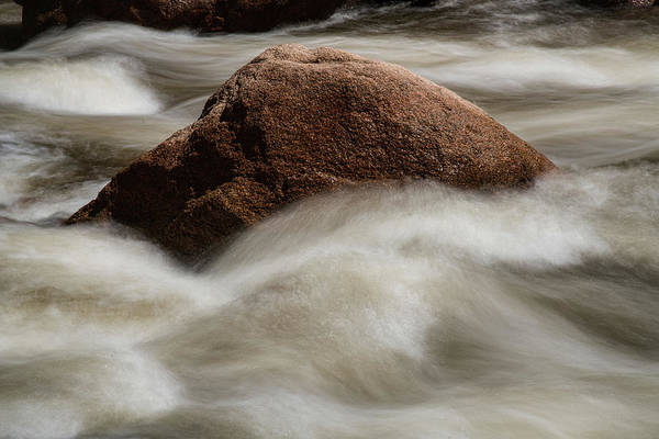 Photograph - Pinnacle In A Stream by James BO Insogna