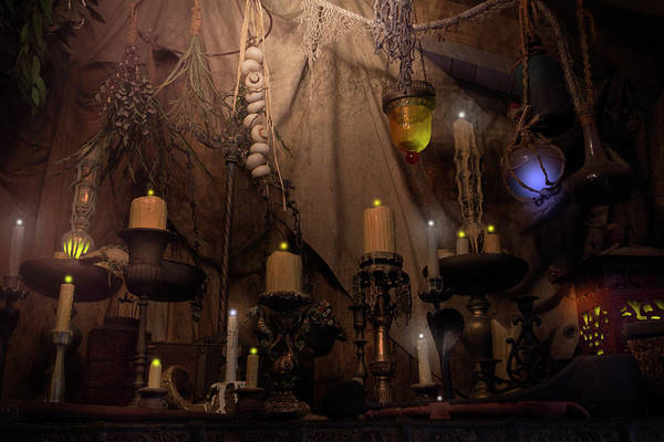 Wall Art - Photograph - Pirate's Lair by Mark Andrew Thomas