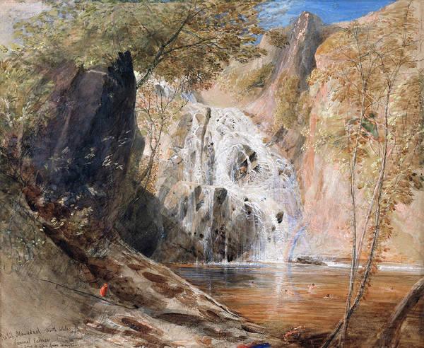 Wall Art - Painting - Pistil Mawddach, North Wales - Digital Remastered Edition by Samuel Palmer