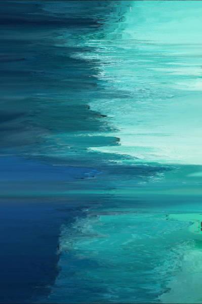 Wall Art - Digital Art - Pixel Sorting 49 by Chris Butler