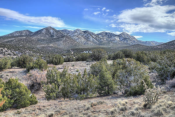 Photograph - Placer Mountain by JC Findley