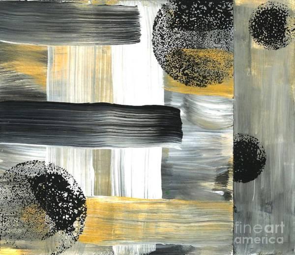 Painting - Planetary System Moon 02 by Angelika GAIGL