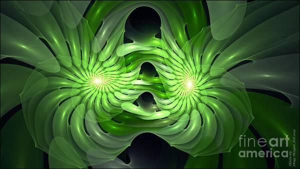 Digital Art - Plastic Phytology by Doug Morgan