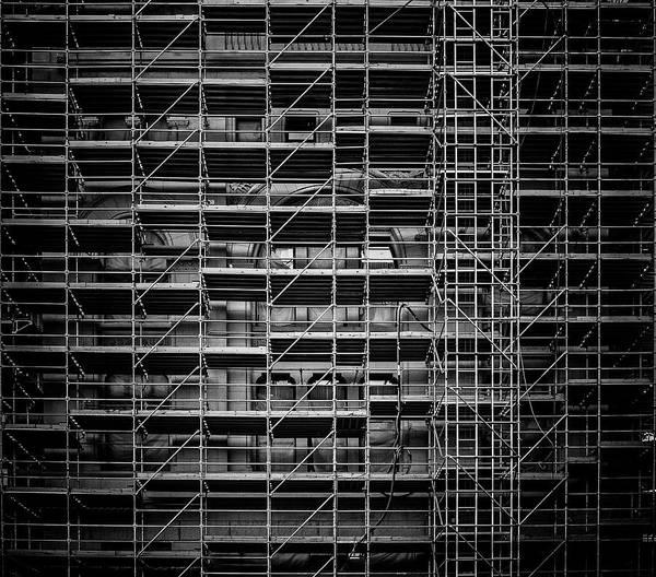 Wall Art - Photograph - Platform by Matthew Blum