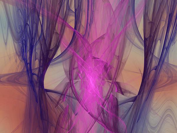 Digital Art - Platform One by Jeff Iverson