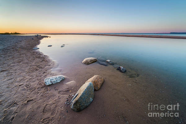 Wall Art - Photograph - Platte River Summer Evening by Twenty Two North Photography
