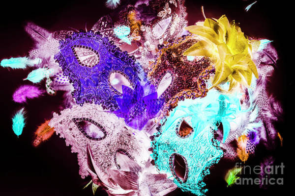 Carnival Photograph - Play On Colors by Jorgo Photography - Wall Art Gallery
