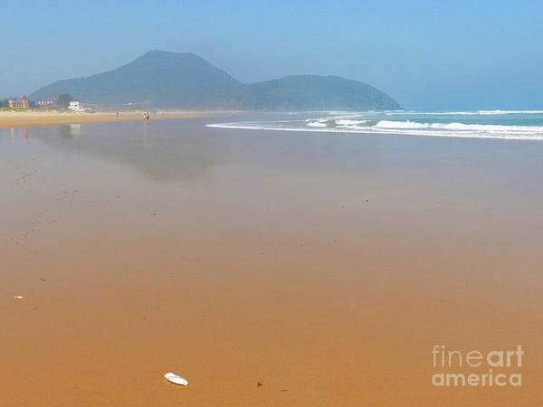 Photograph - Playa De La Berria Beach by Phil Banks