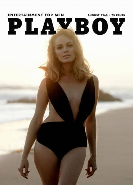Playboy, August 1968 Art Print