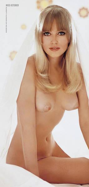 Playboy, Miss October 1968 Art Print