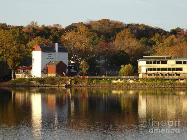 Photograph - Playhouse In Fall by Christopher Plummer