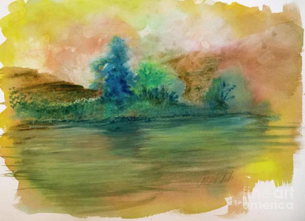 Painting - Pleasant Moments by Allison Ashton