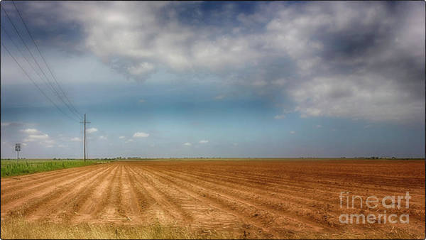 Wall Art - Photograph - Plowed Field by Natural Abstract Photography