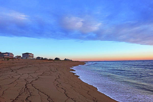 Photograph - Plum Island Beach Newburyport Ma Sunrise by Toby McGuire