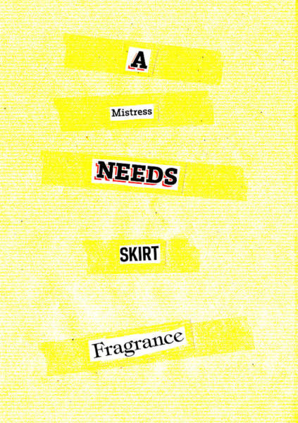 Mixed Media - Poem Poster 13a by Artist Dot