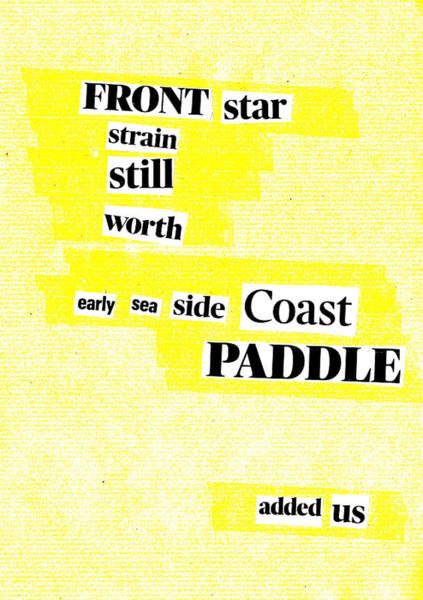 Mixed Media - Poem Poster 16a by Artist Dot