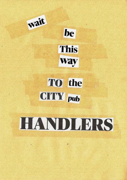 Mixed Media - Poem Poster 17 by Artist Dot