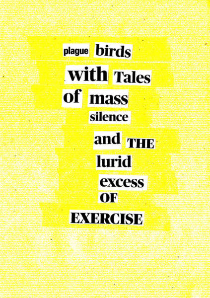 Mixed Media - Poem Poster 23a by Artist Dot