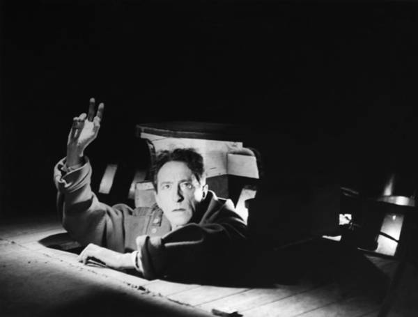 Poet Photograph - Poet And Playwright Jean Cocteau In The by Keystone-france