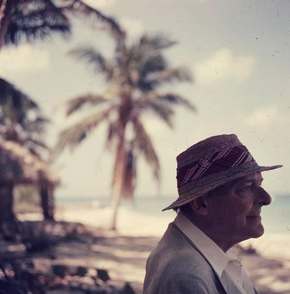 Poet Photograph - Poets Paradise by Slim Aarons