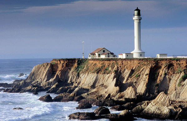 Wall Art - Photograph - Point Arena Lighthouse by Douglas Steakley