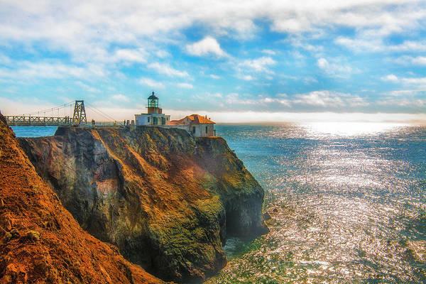 Photograph - Point Bonita Lighthouse by Fernando Margolles